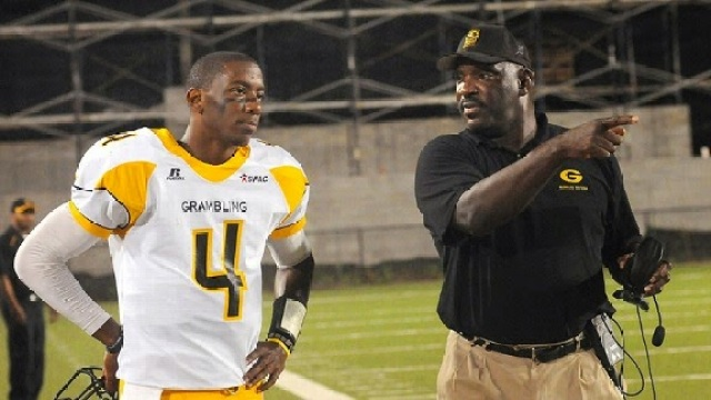 DJ Williams knows it isn t easy following a legend. The son of legendary  black quarterback Doug Williams learned that the hard way at Grambling 1fa503d55